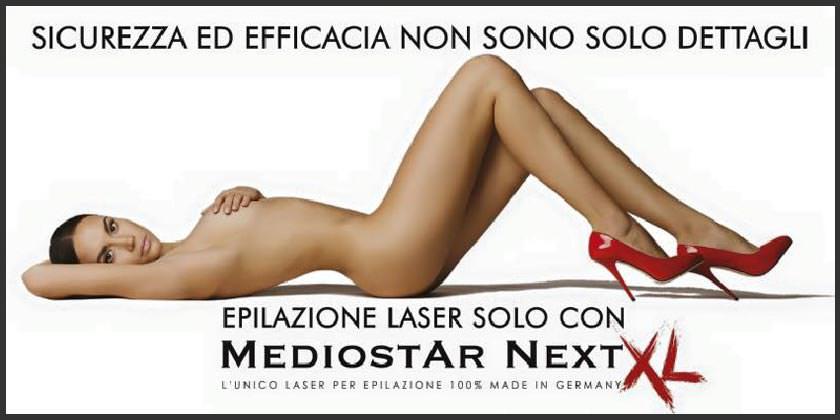 epilazione laser montesilvano