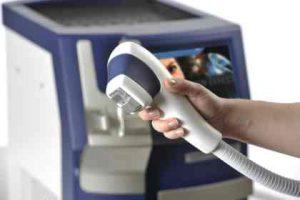 epilazione laser macchinari mediostar